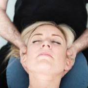 Uyurvedic head massage