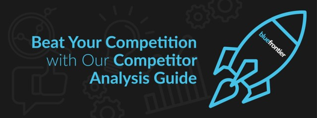 Competitive Analysis Guide by Blue Frontier
