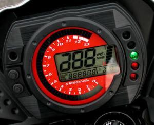 Kawasaki ZX6R, ZX6RR, ZX10R, Z1000 Gauge Backlighting  Bluegauges