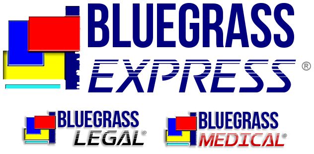 Bluegrass Express same-day | Medical | Legal Courier & Court Messenger