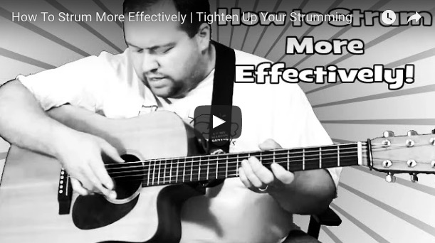 Strumming Techniques Thumbnail BGE Blog