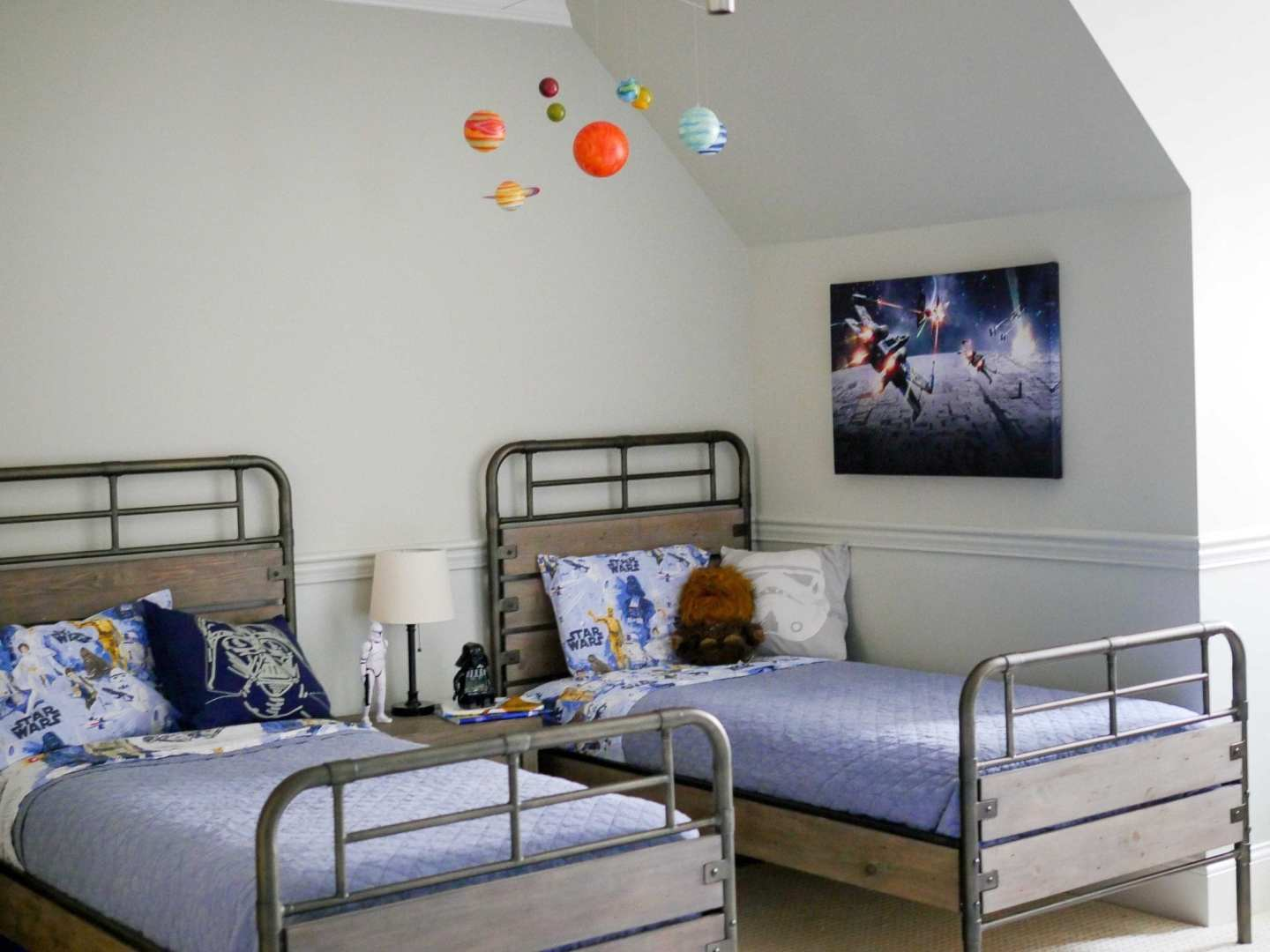 Star Wars Big Boy Bedroom