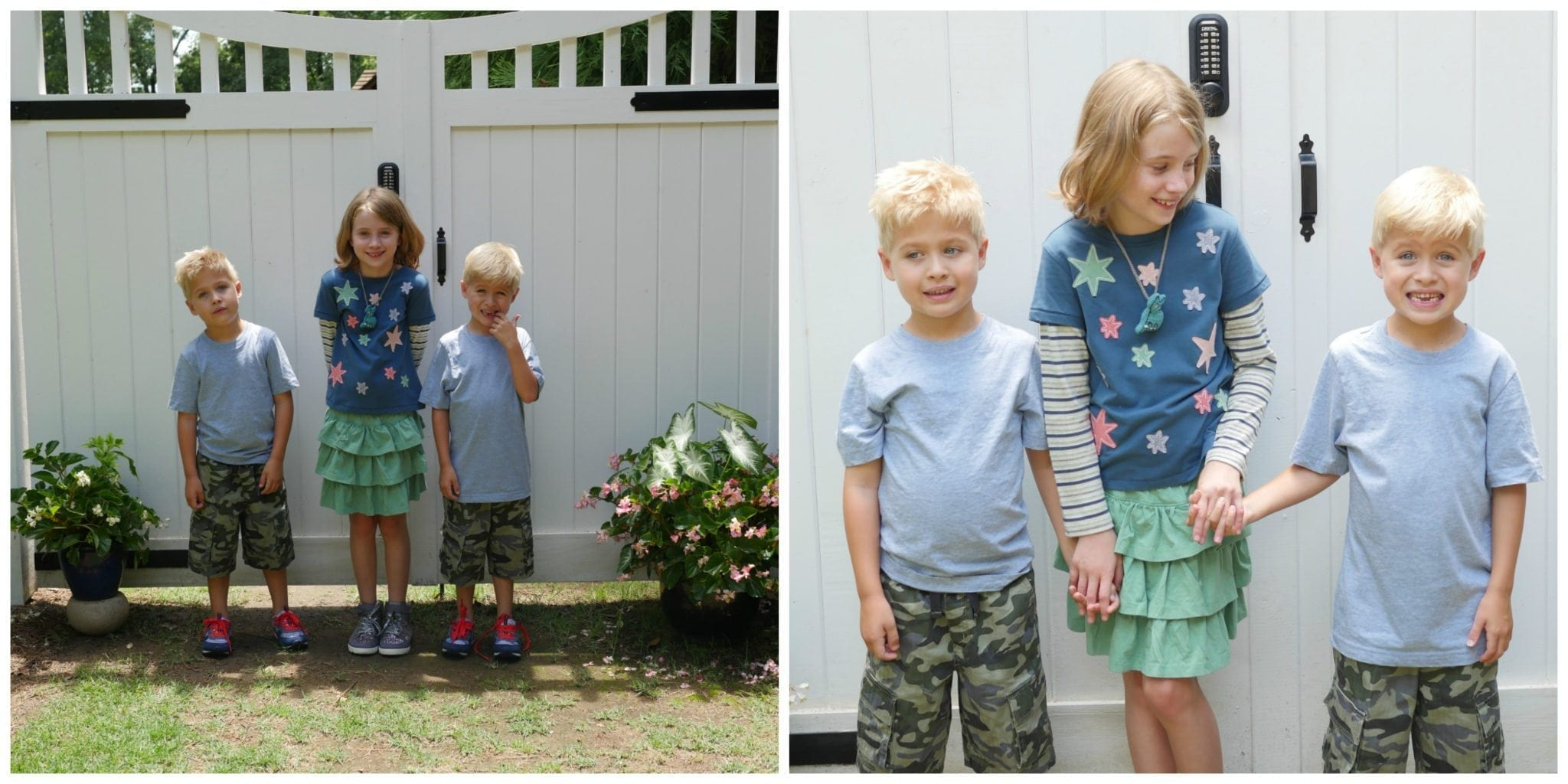 How to photograph kids.