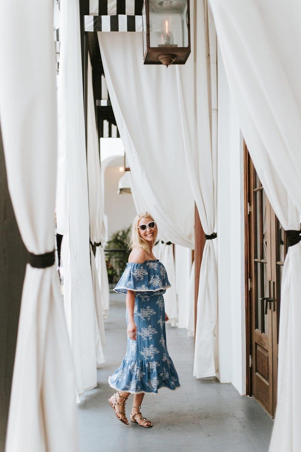 vacation summer dress