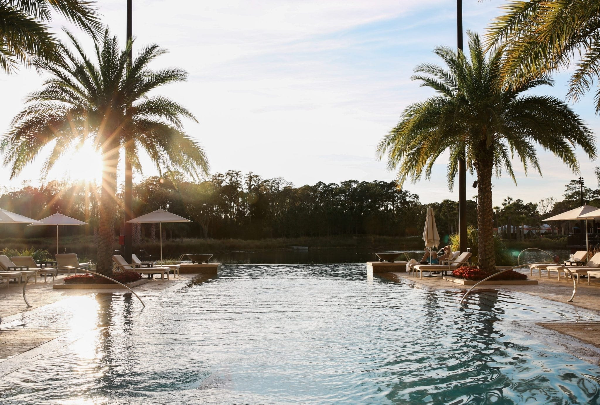 5 travel agent benefits you may not know. Four Seasons Orlando Adult Pool.