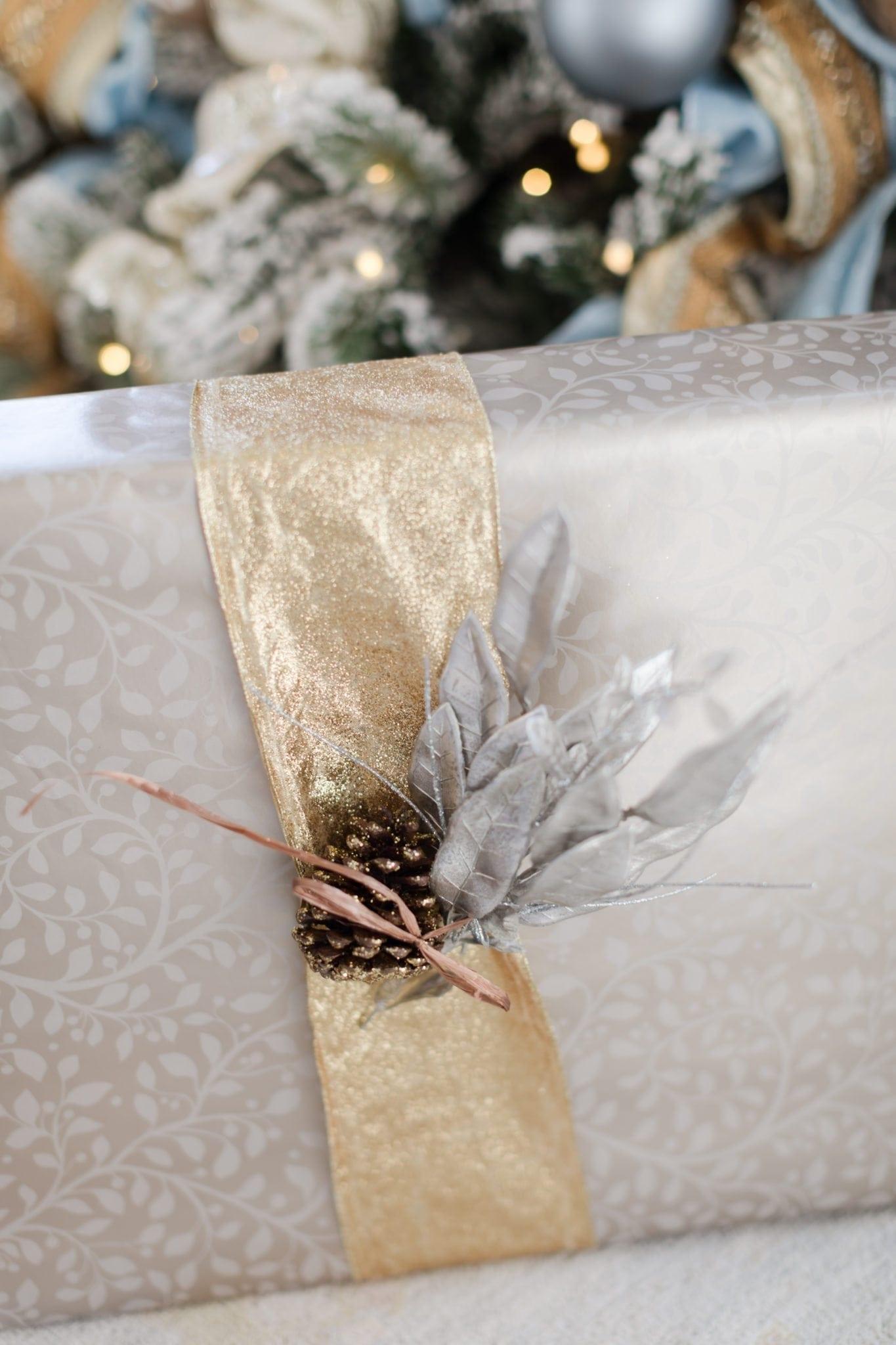 Pretty Ways to Wrap Presents