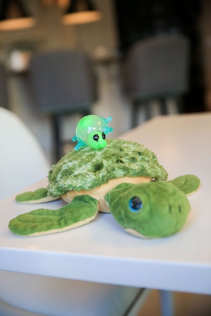 How to make a turtle balloon animals with no skill. Easy toys for kids.