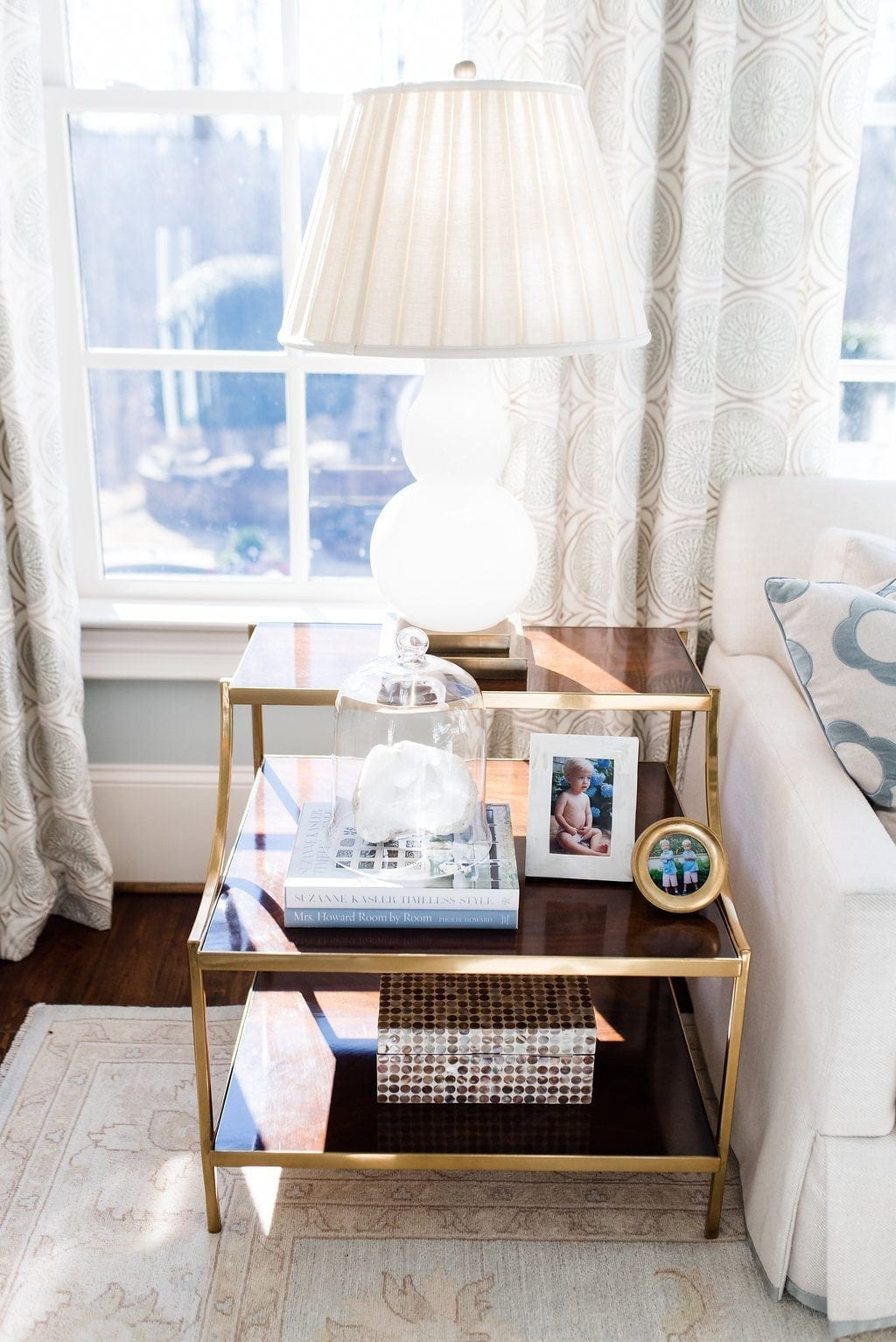 Cords driving you mad? Find out how to hide lamp cords to make your furniture look tidy and clean and more organized. Learn how to hide lamp cords with 3 creative ways to hide cords! how to hide lamp cords. Hiding lamp cords will make more of a difference than you think!