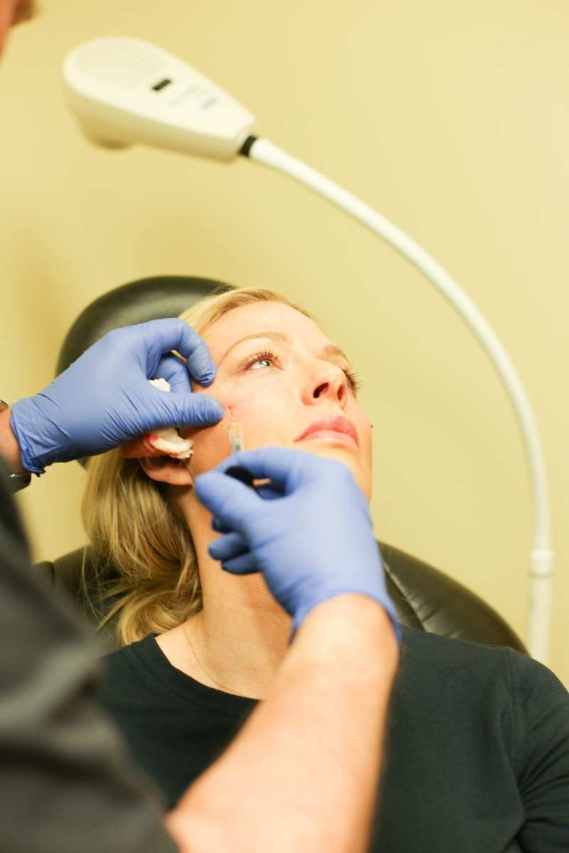 Does getting botox hurt? My experience getting botox injections.