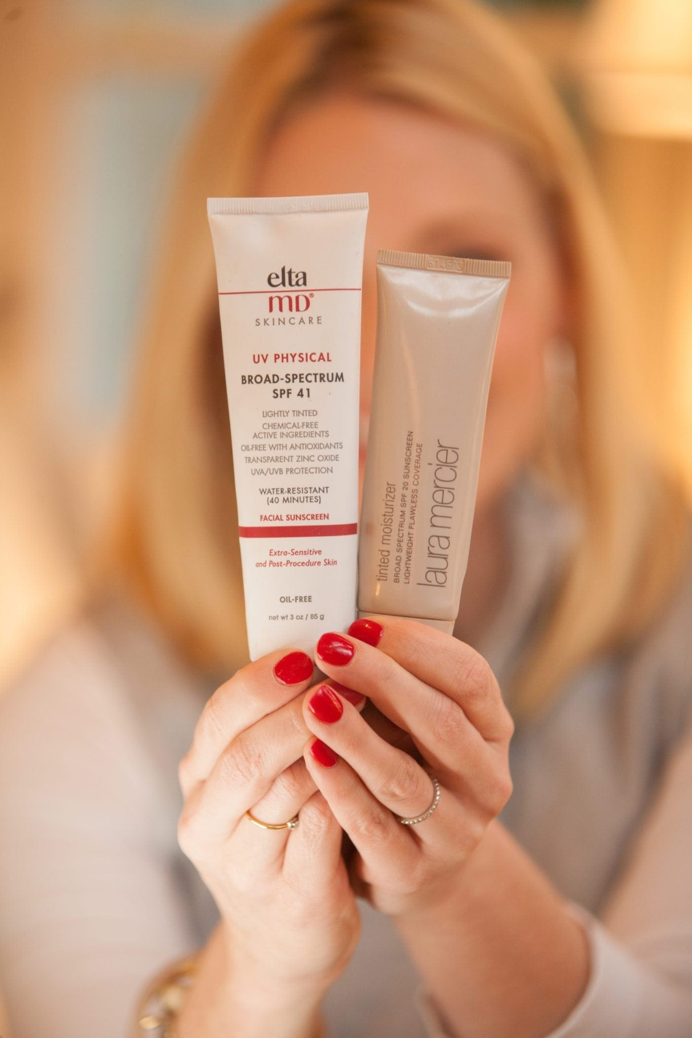 Tinted Moisturizer reviews and the best makeup for SPF.
