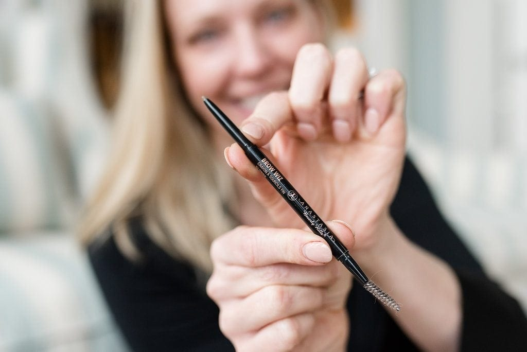 ANASTASIA BEVERLY HILLS Brow Wiz for blondes.