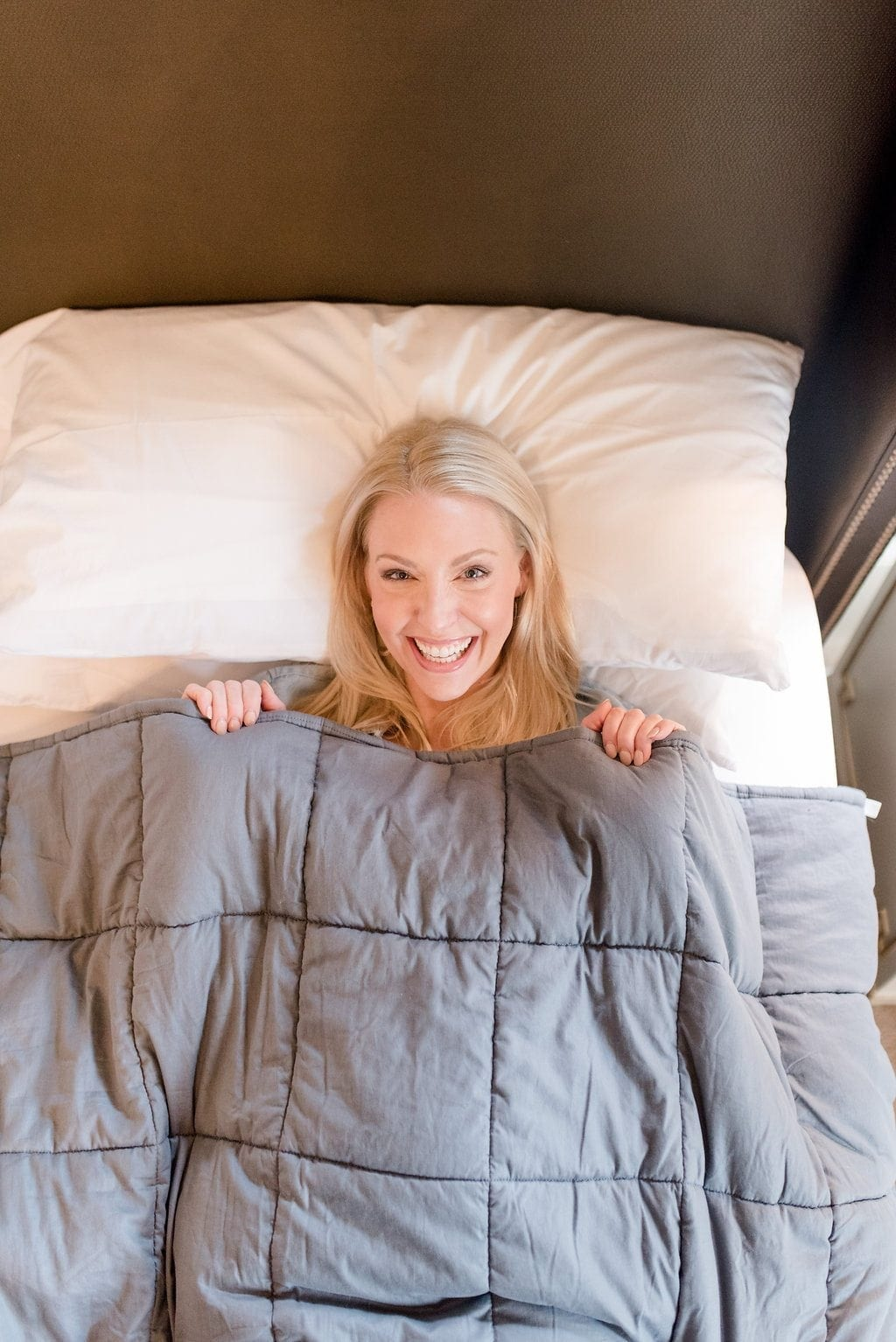 Review of weighted blankets.