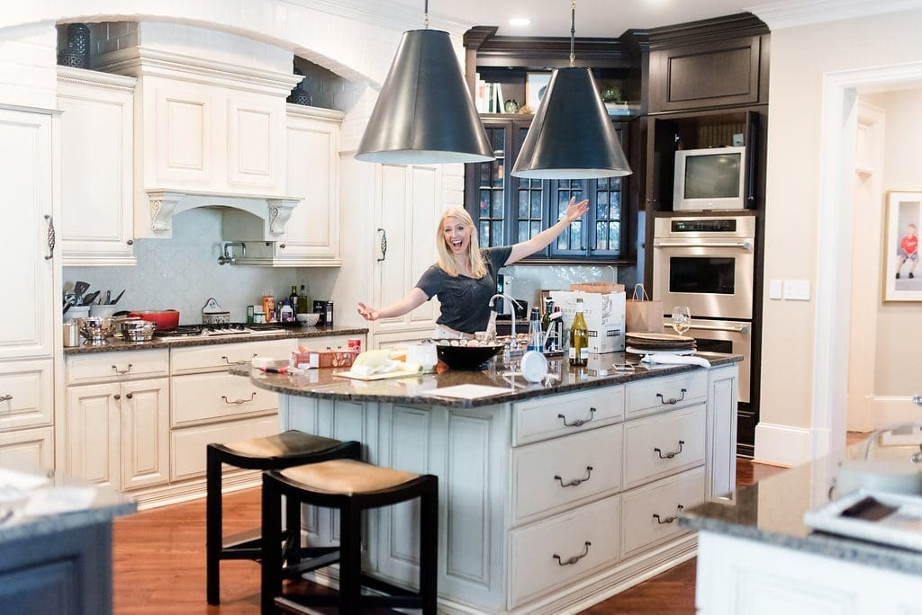 Atlanta lifestyle blogger, Kelly Page, is the creator of bluegraygal. A blog for women looking for easy tips, a bit of humor and home decor ideas.