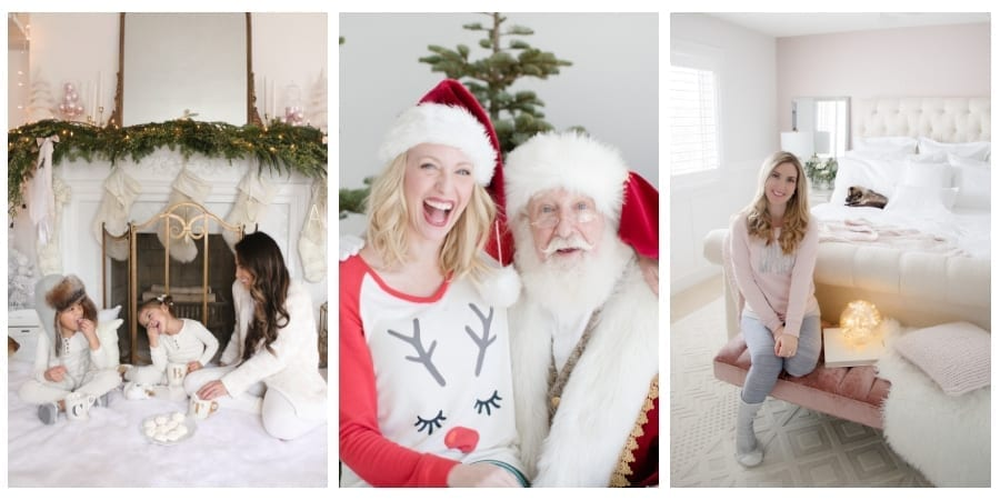 Christmas Pajama Ideas for Men, Women and Kids.