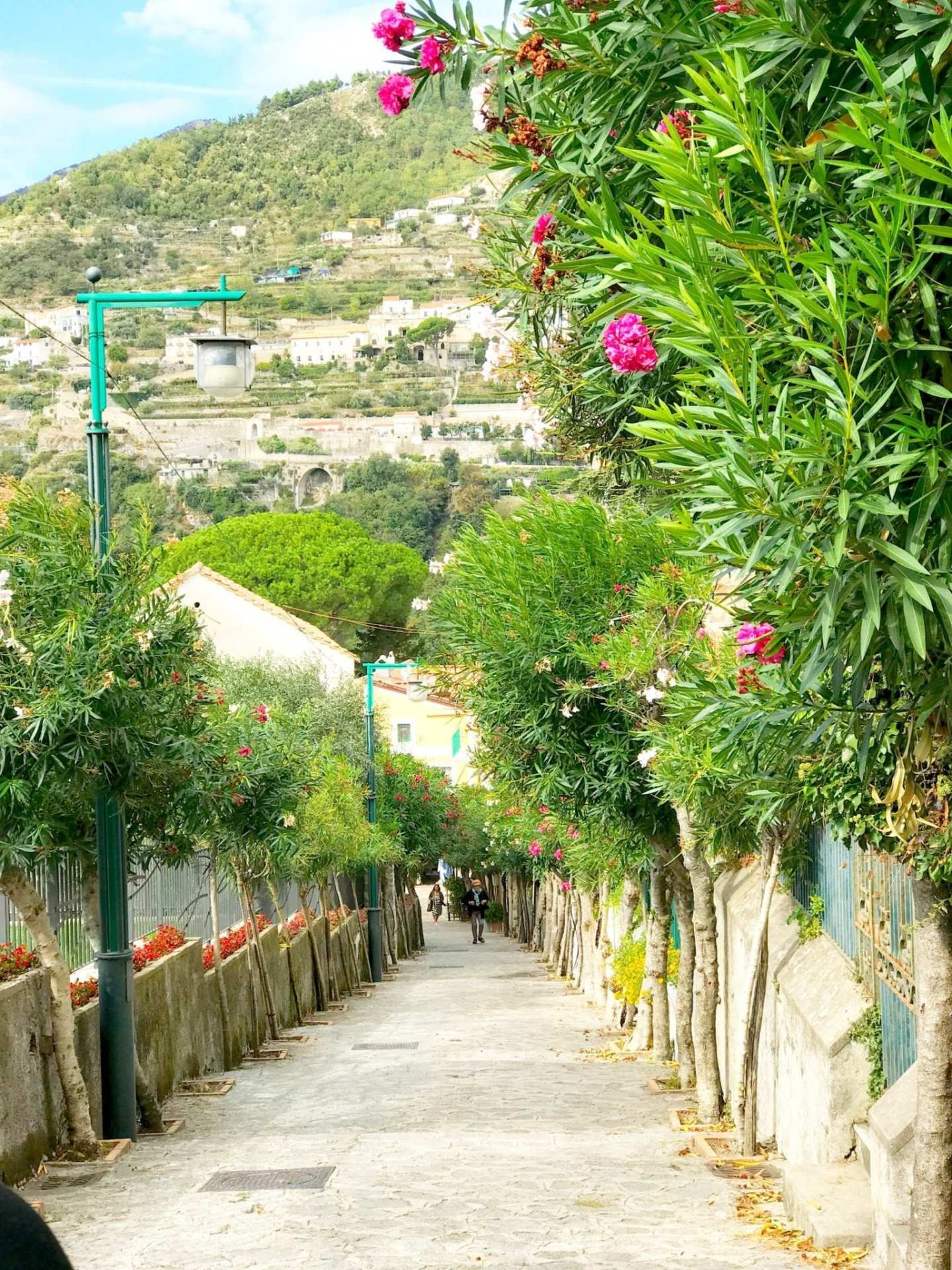 Advice for planning a trip to Ravello.