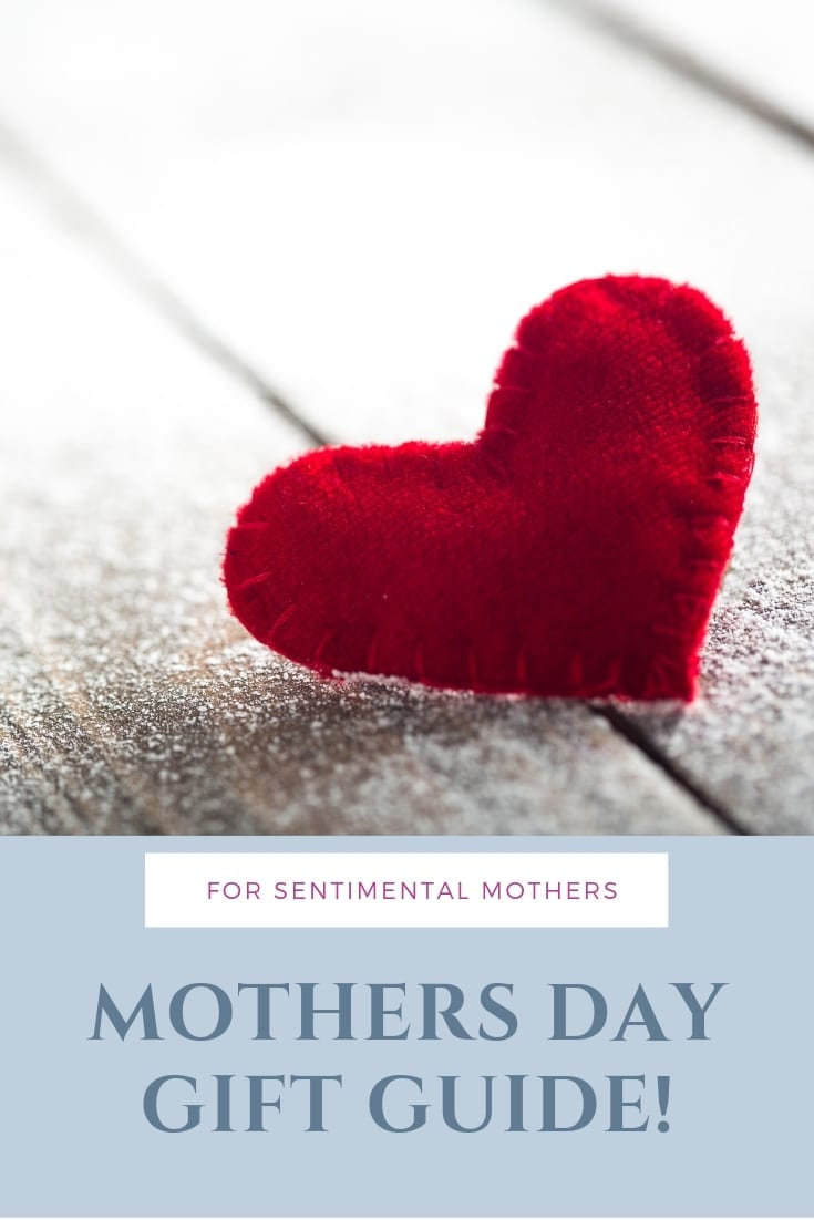 The Heartfelt Homebody – Mother's Day Gift Guide