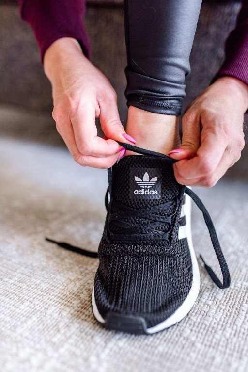 Adidas Swift Run Sneaker.