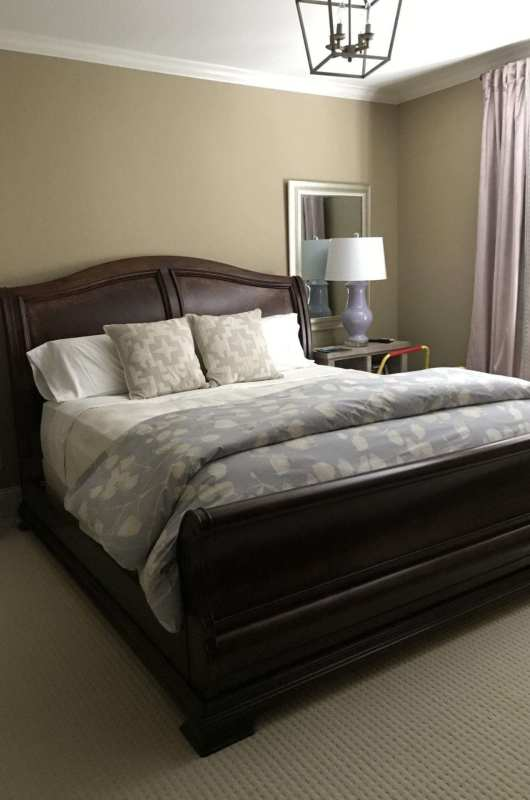 Guest Bedroom Makeover before and after!