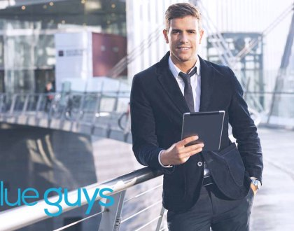 Blue Guys is a professional web design agency based in San Diego, CA.