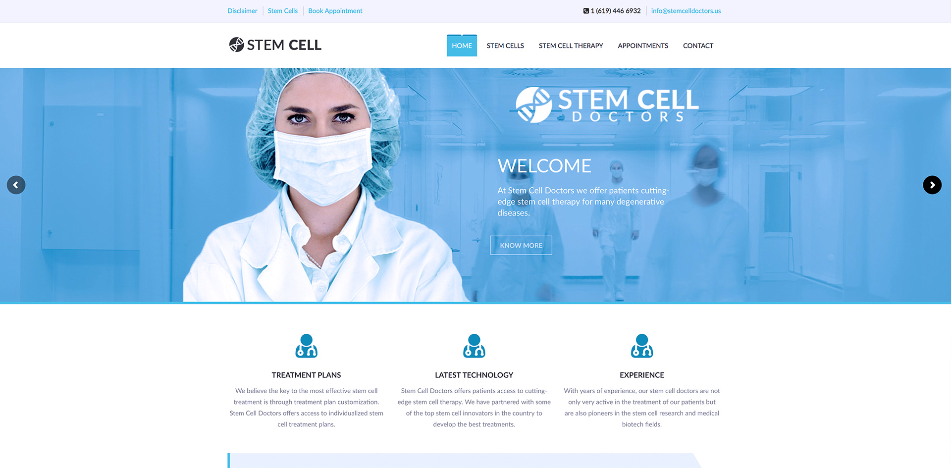 Stem Cell Doctors in Mexico