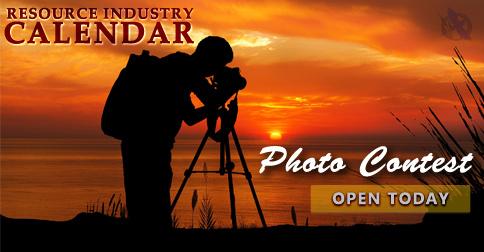 Resource Industry Calendar Photo Contest