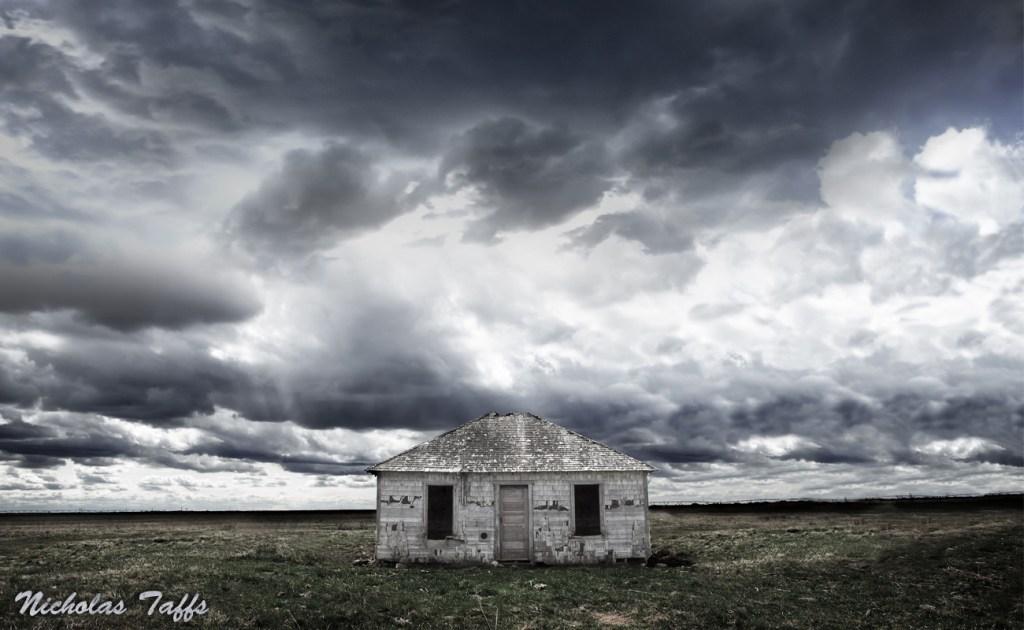 Badlands by Nicholas Taffs