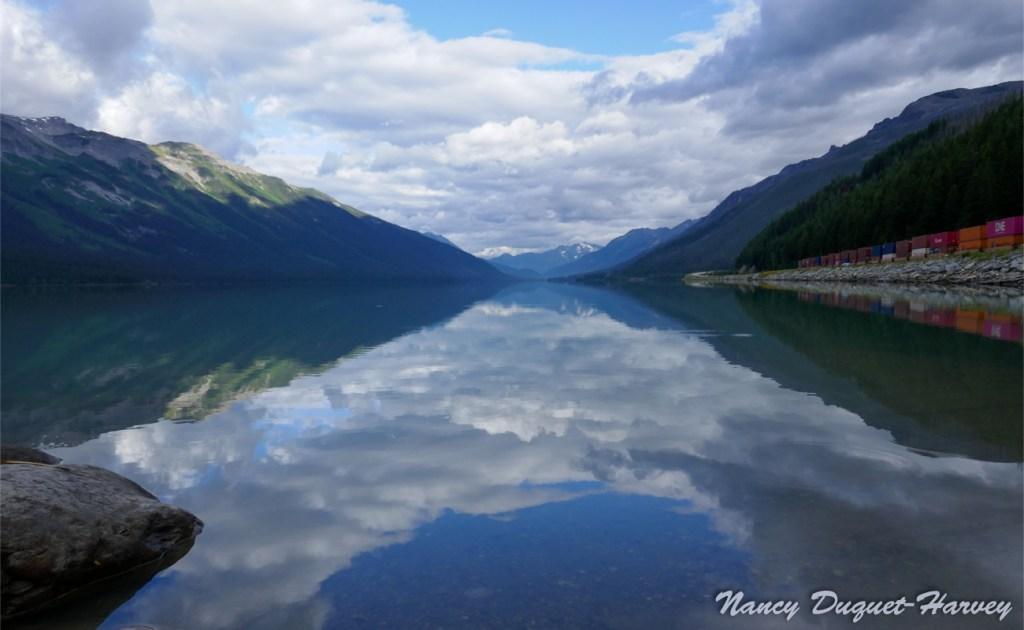 Summer Reflection by Nancy Duquet-Harvey