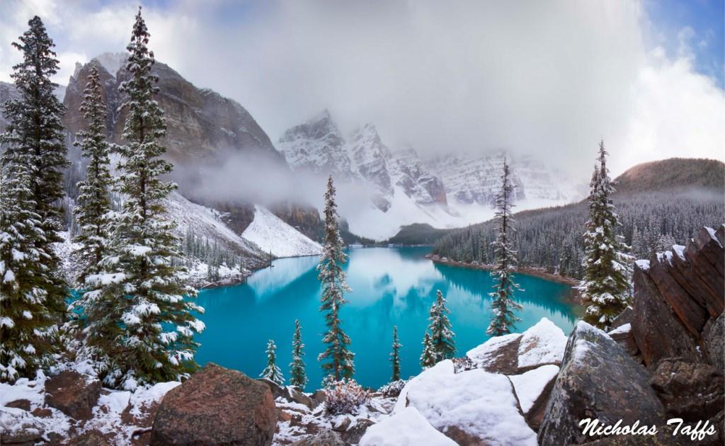 Jewel of the Rockies by Nicholas Taffs