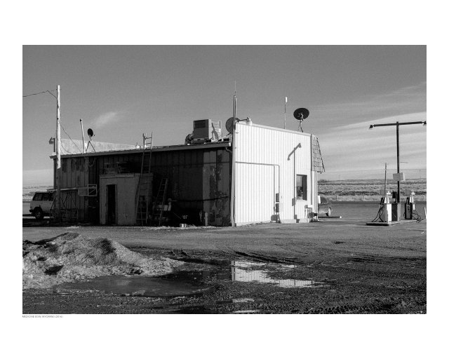 Medicine Bow, Wyoming (2016)