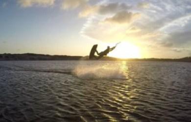 Kite On Kitesurf – School at Lagoinha