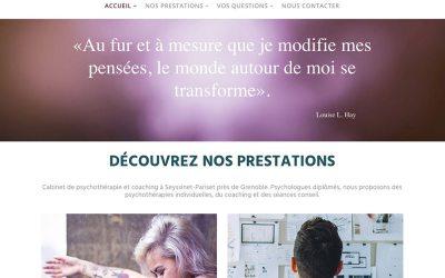LE NOUVEAU SITE WEB DE PSYCHO COACHING
