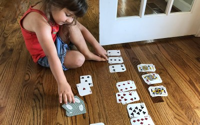 Toddler Card Games