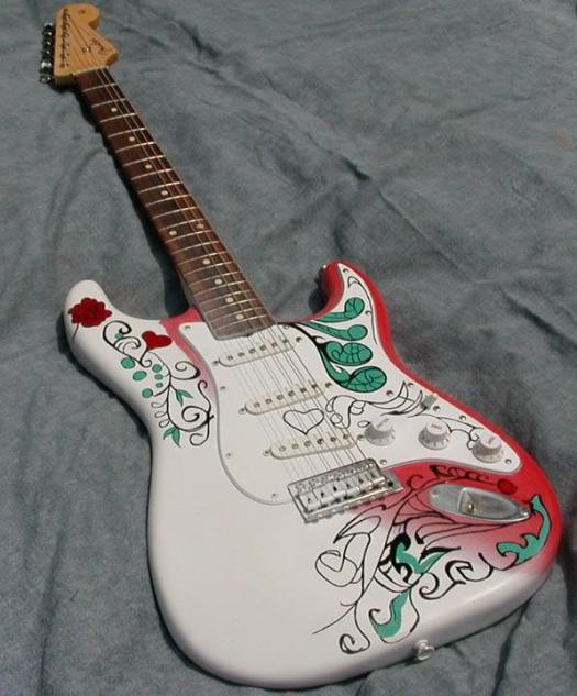 Monterey Stratocaster