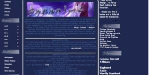 Japanime; an anime resource site (2004-2006)