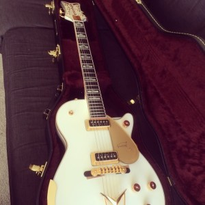 Gretsch White Penguin
