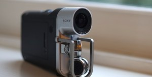 Sony music video recorder