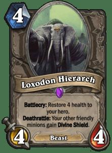 Loxodon Hiearch