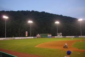 Bowen Field in Bluefield, West Virginia