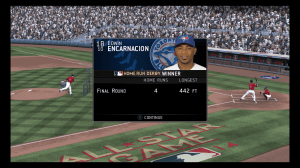 Edwin  Encarnacion 2014 Hr Derby Champ MLB14 The Show