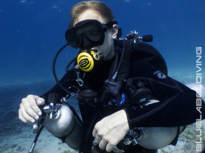 Technical diving course phuket thailand