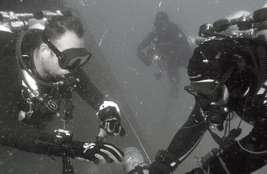 professional diving courses