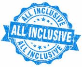all inclusive button website