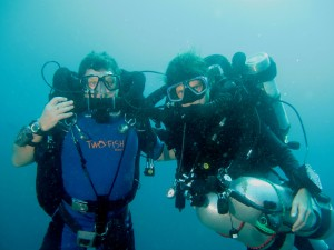 Rebreather Training