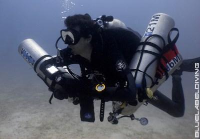 technical Diver tdi trimix course