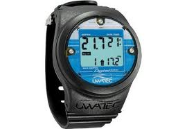 uwatec depth gauge and timing device