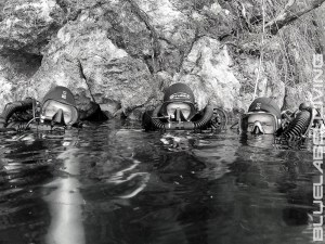 CCR CAVE DIVER TRAINING