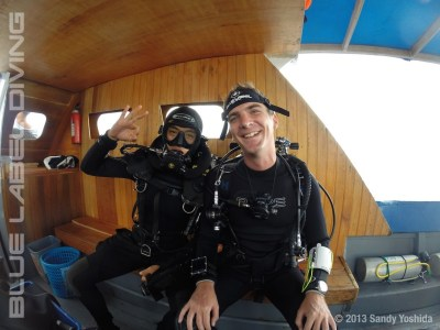 PADI Tec 50 Course Indonesia