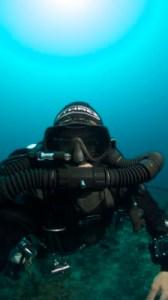 Rebreather JJ diving Taiwan
