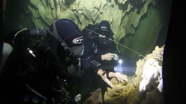Cave JJ courses
