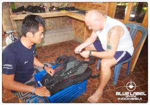 Sidemount Equipment Workshop